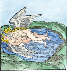 「聖なる結婚」イメージ